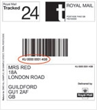 royal mail tracking tracked24